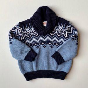 2/$25 ❤️ Gymboree Baby Boy Collared Sweater